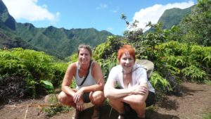 Taking some friends on custom Maui hiking tours
